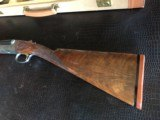 "Winchester Model 23 Golden Quail 410 - 3"" - 25 1/2"" Barrels - Winchester Case & Keys - NICE Clean Shotgun - M/F Chokes - BABY FRAME! - 21 of 24"