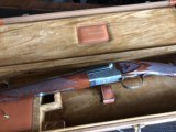 "Winchester Model 23 Golden Quail 410 - 3"" - 25 1/2"" Barrels - Winchester Case & Keys - NICE Clean Shotgun - M/F Chokes - BABY FRAME! - 12 of 24"