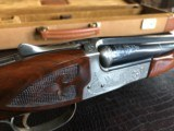 "Winchester Model 23 Golden Quail 410 - 3"" - 25 1/2"" Barrels - Winchester Case & Keys - NICE Clean Shotgun - M/F Chokes - BABY FRAME! - 2 of 24"