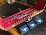 """Beretta SO """"Sparviere"""" (Sparrow) SLE - 12ga - GullWing - 30"""" - Live Pigeon & Sporting Clays Gun - Mobil Chokes - Engraved by D. Lanetti - Bulino Scen - 9 of 24"""