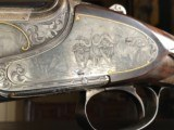 """FN """"Big Five"""" .375 H&H - FN """"Fabrique Nationale Herstal"""" - Built & Engraved by R. Capece - Spectacular Belgium Safari Rifle - 15 of 24"""