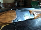 """Browning Superposed 28ga - 28"""" - IC/Mod - RKLT - Browning Horn Butt Plate - ca. 1960 - Outstanding Factory Wood - Outstanding Configuration - CLEAN! - 13 of 25"""