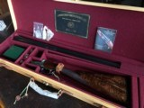 """CSMC RBL - 28ga - 26"""" - Quail Grouse Woodcock Configuration - NEW in Case with Accessories - Sk/IC - 14 5/16 X 1 3/8 X 1 3/4 - 2 of 25"""