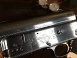 "Browning A5 16ga - Belgium ""SWEET 16"" - ca. 1965 - Round Grip - FN Butt Plate - Long Tang - LIKE NEW - 26"" Barrel - Modified Choke - SN: 5S39192 - 3 of 23"