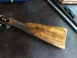 """Beretta SO 471 EL - 20ga - 28"""" - Mobil Chokes - 14 3/4 X 1 5/16 X 2 X 6 lbs 10 ozs - SN: SO6253A - Spectacular Special Order Wood - Color Case"""