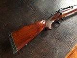 """Weatherby Southgate (Pre-Mark V) .257 Weatherby Magnum - FN Mauser Action - 25"""" Barrel - SN: 5368 - Fancy Wood Inlay Pistol Grip - Southgate!! - 6 of 17"""
