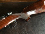 """Weatherby Southgate (Pre-Mark V) .257 Weatherby Magnum - FN Mauser Action - 25"""" Barrel - SN: 5368 - Fancy Wood Inlay Pistol Grip - Southgate!! - 12 of 17"""