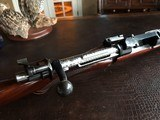 """Weatherby Southgate (Pre-Mark V) .257 Weatherby Magnum - FN Mauser Action - 25"""" Barrel - SN: 5368 - Fancy Wood Inlay Pistol Grip - Southgate!! - 4 of 17"""