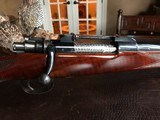 """Weatherby Southgate (Pre-Mark V) .257 Weatherby Magnum - FN Mauser Action - 25"""" Barrel - SN: 5368 - Fancy Wood Inlay Pistol Grip - Southgate!! - 13 of 17"""