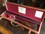 """W.W. Greener - 12ga Hammer Gun - 3"""" 1 1/2 Proofed - 30"""" Sleeved - 1 1/2 X 2 1/2 X 15 1/4 - L: Full R: 3/4 - 7 lbs 8 ozs - ca. 1882 - #22950 - 1/4 cast"""