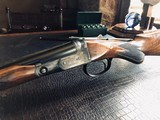 "Parker VHE .410 - 26"" - Ejectors - ""Remington Era"" - Beavertail - Single Trigger - ""Skeet In Skeet Out"" - 14 1/2 X 1 3/8 X 2 1/8 - 5 lbs 15 ozs - 7 of 25"