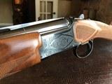 "Classic Doubles 101 20ga - 25.5"" barrels - Screw-In Chokes - 14 3/8 (adjustable) x 1 7/16 x 2 3/8 - 6 lbs 8 ozs - Original Butt Pad - ""Classic - 1 of 19"