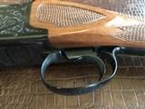 "Classic Doubles 101 - 12ga Classic Field Gun - 25.5"" Barrels - 14 3/8 (adjustable) x 1 1/2 x 2 3/8 - 7 lbs 6 ozs - Screw In Chokes - Center Be - 6 of 15"