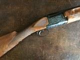 "Classic Doubles 101 - 12ga Classic Field Gun - 25.5"" Barrels - 14 3/8 (adjustable) x 1 1/2 x 2 3/8 - 7 lbs 6 ozs - Screw In Chokes - Center Be - 12 of 15"