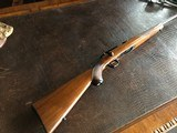 Ruger M77 - .22 LR - Early Serial Number - First Year of Production - Clean and Honest Little Rimfire Collectible - RARE Gun In The Box!