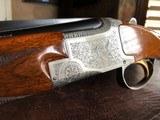 "Browning Superposed Pigeon 410ga - 28"" - RKLT - 3"" Shells - Browning Butt Plate - 14 1/4"" x 1 1/2"" x 2 1/4"" - 6 lbs 15 ozs - M/F - Gorgeous Shotgun!"