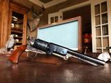 """Colt Walker 1847 - """"Sam Colt"""" .44 cal Black Powder - Never Fired - Untouched - Pristine - Indian & Cavalry Battle Scene Engraved Cylinder - 3 of 24"""