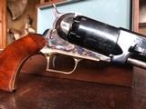 """Colt Walker 1847 - """"Sam Colt"""" .44 cal Black Powder - Never Fired - Untouched - Pristine - Indian & Cavalry Battle Scene Engraved Cylinder - 14 of 24"""