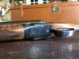 "J. Purdey & Sons - 12ga - SLE - Lightweight Game Gun - 25"" Barrels - .732/.729 Chokes - 2 3/4"" Shells - 15 1/8"" x 1 5/8"" x 2 3/4"" - 6 lbs 2 ozs!!! - 20 of 25"