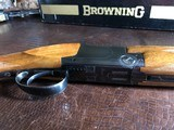 "Browning Superlight - 20ga - 1972 Man. Date - IC/M - 26.5"" - 14 1/4"" x 1 3/8"" x 2"" - 5 lbs 11 ozs - SN: 2871 V72 - In The Box! - 13 of 15"