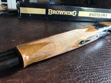 "Browning Superlight - 20ga - 1972 Man. Date - IC/M - 26.5"" - 14 1/4"" x 1 3/8"" x 2"" - 5 lbs 11 ozs - SN: 2871 V72 - In The Box! - 9 of 15"