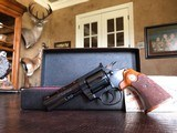 """Colt Diamondback - 22 LR - 4"""" Barrel - NICE CLEAN - No issues to disclose - IN THE BOX! - 3 of 9"""