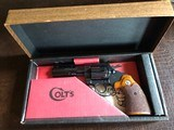 """Colt Diamondback - 22 LR - 4"""" Barrel - NICE CLEAN - No issues to disclose - IN THE BOX! - 2 of 9"""