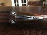 """Parker Bros. VH - 12ga - 32"""" Barrels - M/F .017 .047 - SN: 190017 - 2 1/2"""" Shells - 14 7/16"""" x 1 1/2"""" x 2 1/8"""" - Del Grego Complete Restoration - NICE - 22 of 24"""
