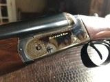 """Rosson & Son BLE 410ga - Baby Frame - Ejectors - 2.5"""" shells - 27"""" Barrels - M/F - 15 1/8 x 1 1/4 x 2 1/4 - 4 lbs 7 ozs - Classy Gun!"""
