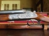 "Fr. Wilh. HEYM - 20ga - 28"" - Lightweight Game Gun - 2 3/4"" - IC/M - Double Trigger - 14 5/8"" x 1 1/2"" x 2 3/8"" - 5 lbs 12 ozs - SN: 6009 - Gorgeous!! - 3 of 25"