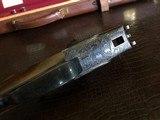 "Fr. Wilh. HEYM - 20ga - 28"" - Lightweight Game Gun - 2 3/4"" - IC/M - Double Trigger - 14 5/8"" x 1 1/2"" x 2 3/8"" - 5 lbs 12 ozs - SN: 6009 - Gorgeous!! - 7 of 25"