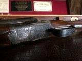 "Fr. Wilh. HEYM - 20ga - 28"" - Lightweight Game Gun - 2 3/4"" - IC/M - Double Trigger - 14 5/8"" x 1 1/2"" x 2 3/8"" - 5 lbs 12 ozs - SN: 6009 - Gorgeous!! - 20 of 25"