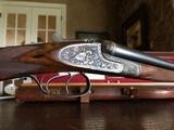"Fr. Wilh. HEYM - 20ga - 28"" - Lightweight Game Gun - 2 3/4"" - IC/M - Double Trigger - 14 5/8"" x 1 1/2"" x 2 3/8"" - 5 lbs 12 ozs - SN: 6009 - Gorgeous!! - 2 of 25"
