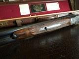 "Fr. Wilh. HEYM - 20ga - 28"" - Lightweight Game Gun - 2 3/4"" - IC/M - Double Trigger - 14 5/8"" x 1 1/2"" x 2 3/8"" - 5 lbs 12 ozs - SN: 6009 - Gorgeous!! - 8 of 25"