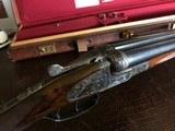 "Fr. Wilh. HEYM - 20ga - 28"" - Lightweight Game Gun - 2 3/4"" - IC/M - Double Trigger - 14 5/8"" x 1 1/2"" x 2 3/8"" - 5 lbs 12 ozs - SN: 6009 - Gorgeous!! - 12 of 25"