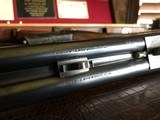"Fr. Wilh. HEYM - 20ga - 28"" - Lightweight Game Gun - 2 3/4"" - IC/M - Double Trigger - 14 5/8"" x 1 1/2"" x 2 3/8"" - 5 lbs 12 ozs - SN: 6009 - Gorgeous!! - 24 of 25"