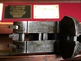 "Fr. Wilh. HEYM - 20ga - 28"" - Lightweight Game Gun - 2 3/4"" - IC/M - Double Trigger - 14 5/8"" x 1 1/2"" x 2 3/8"" - 5 lbs 12 ozs - SN: 6009 - Gorgeous!! - 18 of 25"