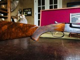 "Winchester Model 21 - 20ga - #1 Engraving Pattern -26"" Barrels - Checkered Butt - 2 3/4"" Shells - WS-1 WS-2 Chokes - 14 1/4 X 1 3/8 X 2"" - 6 lbs 9 ozs - 10 of 24"