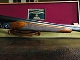 "Winchester Model 21 - 20ga - #1 Engraving Pattern -26"" Barrels - Checkered Butt - 2 3/4"" Shells - WS-1 WS-2 Chokes - 14 1/4 X 1 3/8 X 2"" - 6 lbs 9 ozs - 8 of 24"