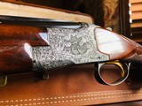 Browning Diana Grade - 410ga/28ga/20ga - Midas Grade Wood and Checkering as Noted in the Browning Letter - Magnificent!! - 12 of 24