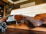 Browning Diana Grade - 410ga/28ga/20ga - Midas Grade Wood and Checkering as Noted in the Browning Letter - Magnificent!! - 24 of 24