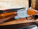 Browning Diana Grade - 410ga/28ga/20ga - Midas Grade Wood and Checkering as Noted in the Browning Letter - Magnificent!! - 4 of 24