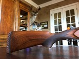 """Charles Daly Pre-War Belgium Made - 20ga - 26"""" - Solid Rib - IC/IM - 6 lbs 2 ozs - 14 1/2 x 1 3/4 x 2 3/8 - Field Over & Under - Collector Grade - 8 of 25"""