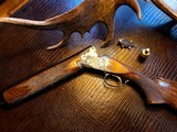 "Browning Superposed Diana 20ga - 26"" - Field Configuration - Sk/Sk - gorgeous wood - Kowolski engraved"