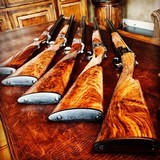 """Browning Superlight 410ga Superposed - 28"""" - Complete Set ca. 1983 - Midas - Diana - Pointer - Pigeon - Grade One - Browning Letters"""