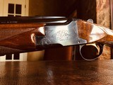 "Browning Superposed 28ga - 26.5"" - FKST - 1969 Man. Date - Sent Back to Browning Totally Refurbished Back To NEW Condition in 1981 - 15 of 18"