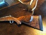 D. Dury Custom 7MM-08 - Black Feathercrotch Walnut - Crisp trigger - Custom from Butt to Barrel - Beautiful - 2 of 18