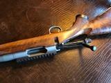 D. Dury Custom 7MM-08 - Black Feathercrotch Walnut - Crisp trigger - Custom from Butt to Barrel - Beautiful - 13 of 18