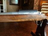 D. Dury Custom 7MM-08 - Black Feathercrotch Walnut - Crisp trigger - Custom from Butt to Barrel - Beautiful - 8 of 18