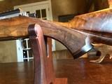 D. Dury Custom 7MM-08 - Black Feathercrotch Walnut - Crisp trigger - Custom from Butt to Barrel - Beautiful - 18 of 18